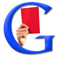 ukarane-przez-google