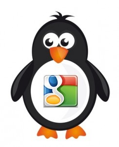 Google Pingwin - maskotka nowego algorytmu