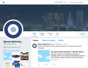 Memtor Marketing Twitter