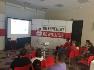 Fragment wykładu z analityki internetowej w ramach Internetowych Rewolucji na Wyższej Szkole Biznesu w Dąbrowie Górniczej