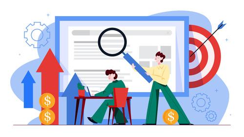 Pozycjonowanie w wyszukiwarce