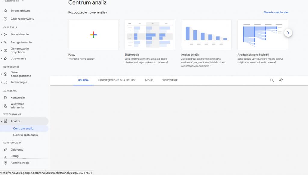 Nowa wersja Google Analytics 4 pod lupą 5